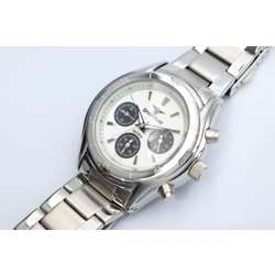 Multidimensional Men''s Silver Watch - Stainless Steel SP93304M-3 preview