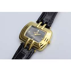 Creative Women''s Black Watch - Leather SP93423L-3 preview
