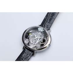 Creative Women''s Black Watch - Leather SP93470L-2 preview