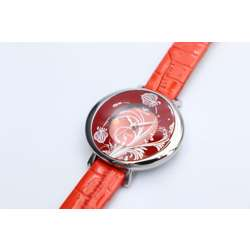 Creative Women''s Red Watch - Leather SP93470L-4 preview