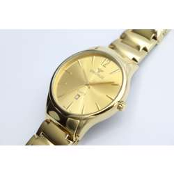 Challenger Men''s Gold Watch - Stainless Steel SP93487M-1 preview