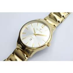 Challenger Men''s Gold Watch - Stainless Steel SP93487M-2 preview