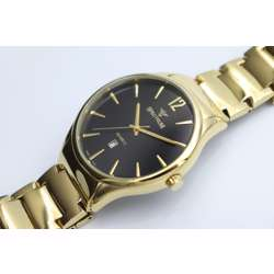 Challenger Men''s Gold Watch - Stainless Steel SP93487M-3 preview
