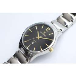 Challenger Men''s Silver Watch - Stainless Steel SP93487M-5 preview