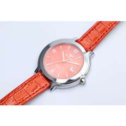 Creative Women''s Red Watch - Leather SP93505L-5 preview