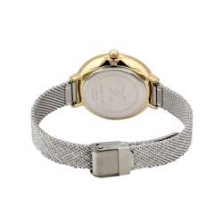 Mesh Band Womens''s Silver Watch - DK.1.12256-5 preview