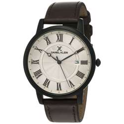 Leather Mens''s Dark Brown Watch - DK.1.12261-5 preview