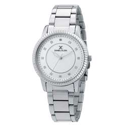 Stainless Steel Womens''s Silver Watch - DK.1.12262-4 preview