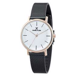 Mesh Band Womens''s Black Watch - DK.1.12263-5 preview