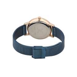 Mesh Band Womens''s Blue Watch - DK.1.12263-6 preview
