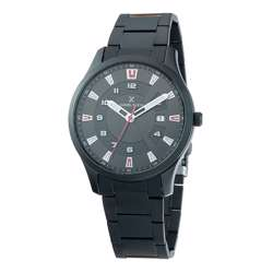 Stainless Steel Mens''s Black Watch - DK.1.12265-4 preview