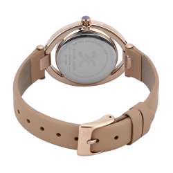 Leather Womens''s Light Brown Watch - DK.1.12269-4 preview
