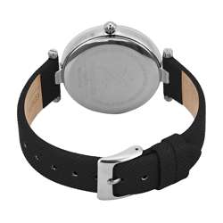 Leather Womens''s Black Watch - DK.1.12270-1 preview