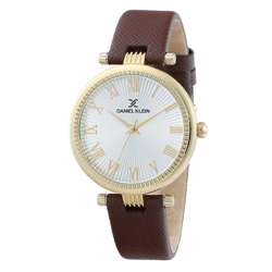 Leather Womens''s Brown Watch - DK.1.12270-4 preview