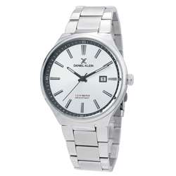Stainless Steel Mens''s Silver Watch - DK.1.12272-1 preview