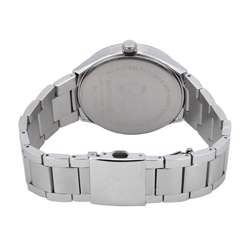 Stainless Steel Mens''s Silver Watch - DK.1.12272-2 preview