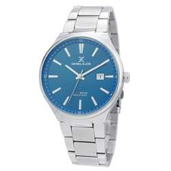 Stainless Steel Mens''s Silver Watch - DK.1.12272-3 preview