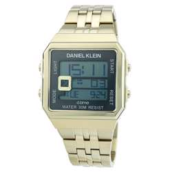 Stainless Steel Mens''s Gold Watch - DK.1.12274-6 preview