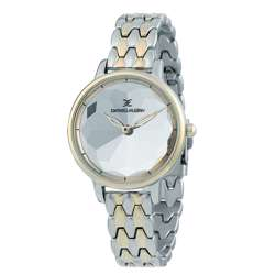 Stainless Steel Womens''s Two Tone Rose Watch - DK.1.12280-3 preview