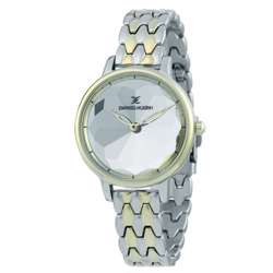 Stainless Steel Womens''s Two Tone Gold Watch - DK.1.12280-4 preview