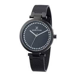 Mesh Band Womens''s Black Watch - DK.1.12282-5 preview