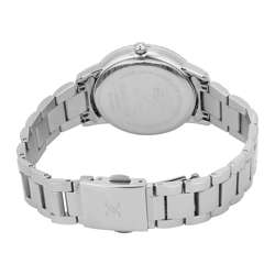Stainless Steel Womens''s Silver Watch - DK.1.12287-7 preview