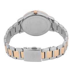 Stainless Steel Womens''s Two Tone Rose Watch - DK.1.12288-4 preview
