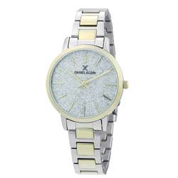 Stainless Steel Womens''s Two Tone Gold Watch - DK.1.12288-5 preview