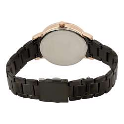 Stainless Steel Womens''s Black Watch - DK.1.12288-6 preview