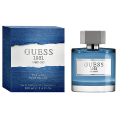 Guess 1981 Indigo (M) Edt 100Ml