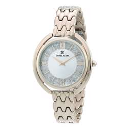 Stainless Steel Womens''s Rose Gold Watch - DK.1.12290-5 preview