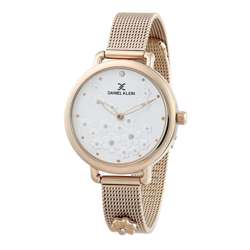 Mesh Band Womens''s Rose Gold Watch - DK.1.12291-2 preview