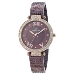 Stainless Steel Womens''s Purple Watch - DK.1.12293-6 preview