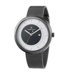 Mesh Band Mens''s Black Watch - DK.1.12296-4 preview