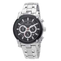 Stainless Steel Mens''s Silver Watch - DK.1.12297-2 preview