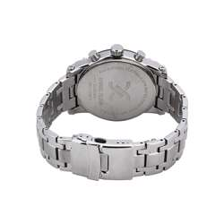Stainless Steel Mens''s Silver Watch - DK.1.12297-3 preview