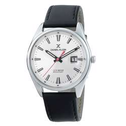 Leather Mens''s Black Watch - DK.1.12299-1 preview
