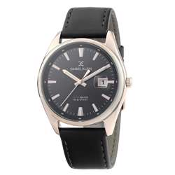 Leather Mens''s Black Watch - DK.1.12299-6 preview