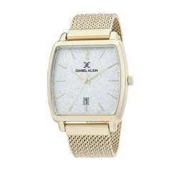 Mesh Band Mens''s Gold Watch - DK.1.12300-2 preview