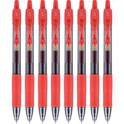 Pilot Pen G2-0.5 Red Colour (1 Pkt x 12Pcs)