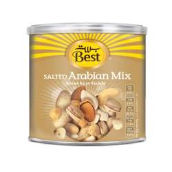 Best Salted Arabian Mix Can 175gm preview