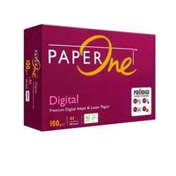 PaperOne Digital (100 gsm) A4 size Reams (500 sheets) 4 Reams in a Carton preview