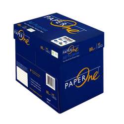 PaperOne All Purpose (80 gsm) A4 Size Reams (500 sheets) 5 Reams in a Carton preview