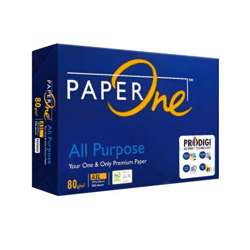 PaperOne All Purpose (80 gsm) A3 Size Reams (500 sheets) 5 Reams in a Carton preview