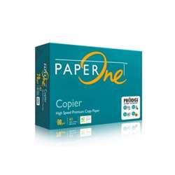 PaperOne Copier (80 gsm) A5 Size Reams (500 sheets) 10 Reams in a Carton