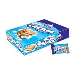 Deemah Coconut Cream Biscuits 30gm Box 16Pcs preview