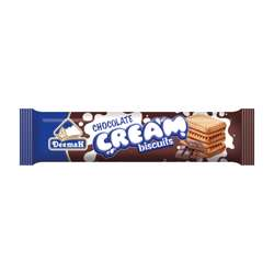 Deemah Chocolate Cream Biscuits 90gm
