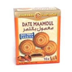 Al Karamah Date Maamoul 30gm Box 16Pcs