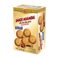 Al Karamah Snack Maamoul 50gm Box 14Pcs