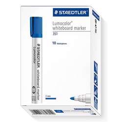 Staedtler White Board Marker-10 Pcs/Pkt